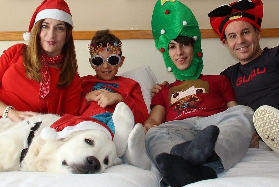 Einladung zur Weihnachtsfeier im Familienkreis