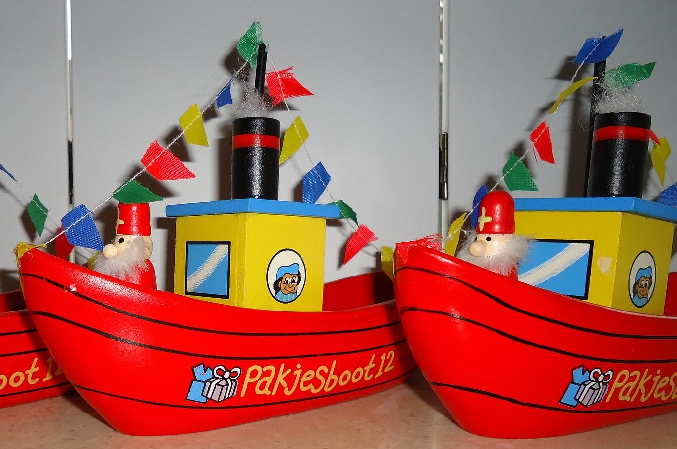 Nikolausfeier auf holländische Art