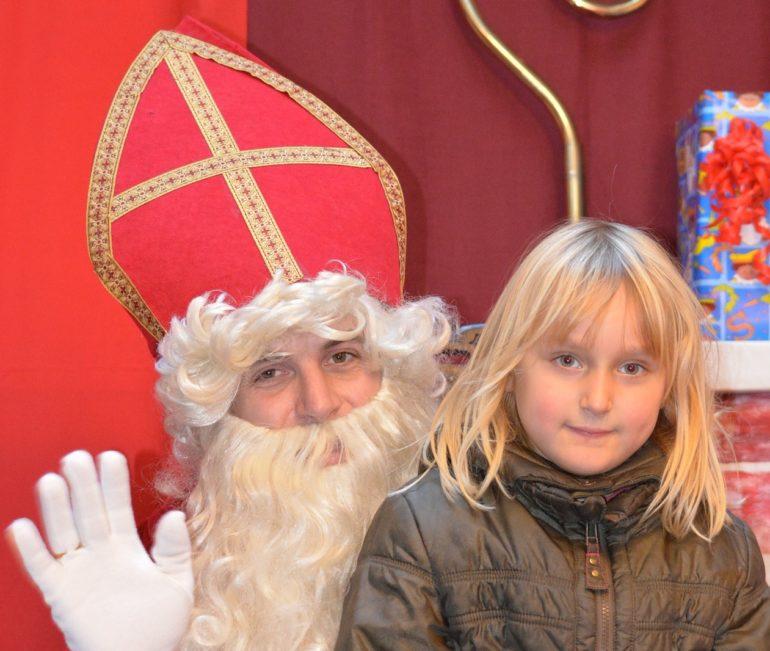 Wenn der Nikolaus kommt