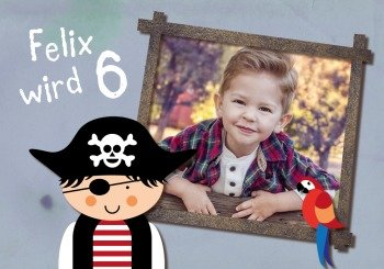 schatzsuche zur piratenparty verspricht den gelungenen kindergeburtstag. Black Bedroom Furniture Sets. Home Design Ideas