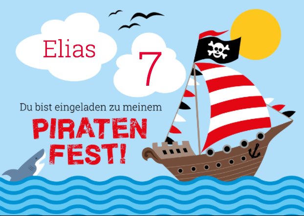 Piratenparty mit voller Power!