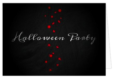 Halloween Party, die Gelegenheit zum Krimidinner