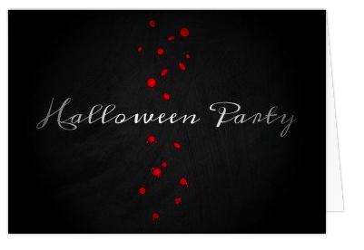Halloween Party, die Gelegenheit zum Krimidinner
