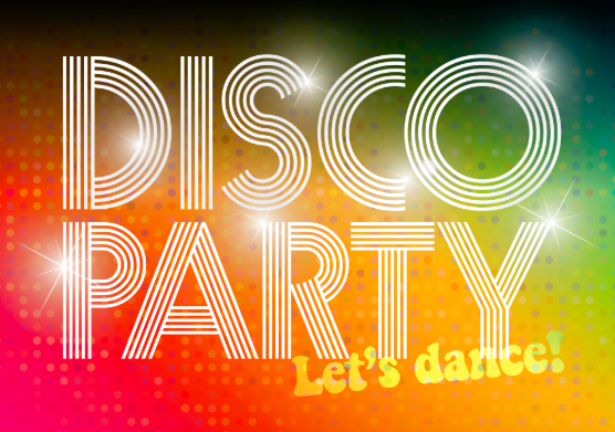 Einladung Disco Party