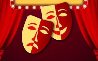 Einladung ins Theater