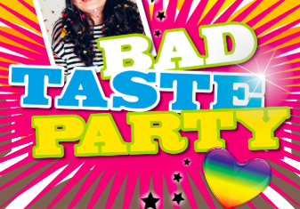 Einladung Bad Taste Party