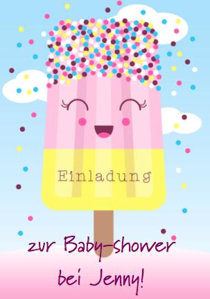 Babyshower als Überraschungsfeier