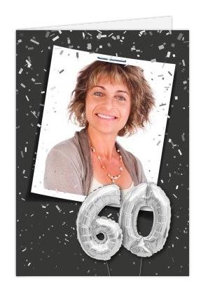 Besinnliche Einladung zum 60. Geburtstag