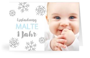 Einladung für Winterkinder