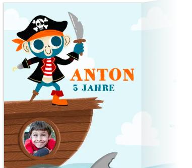 Schatzsuche zur Piratenparty am Geburtstag?