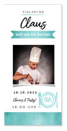 Einladung zum Kochkurs