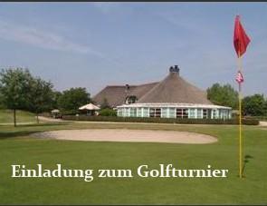 Einladung zum Golfturnier selbst gestalten