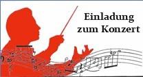Einladung zum Konzert