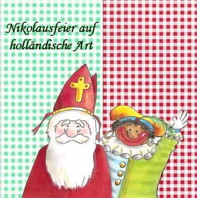 Einladung zur Nikolausfeier auf holländische Art