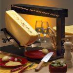 Einladung zur Raclette-Party