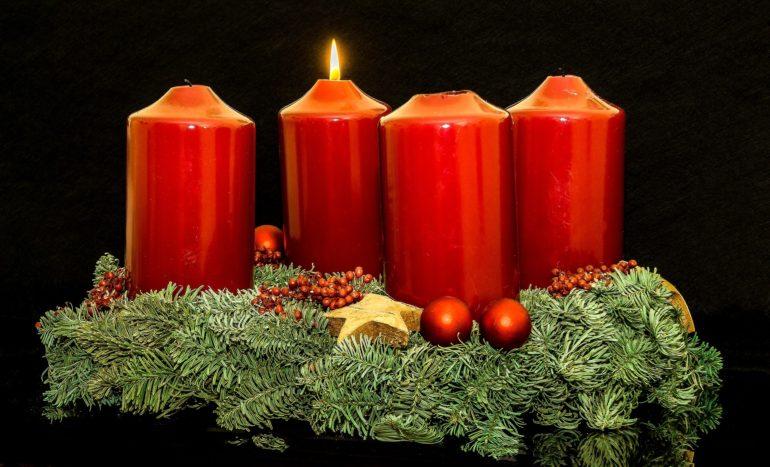 Zum 1. Advent laden Sie ein