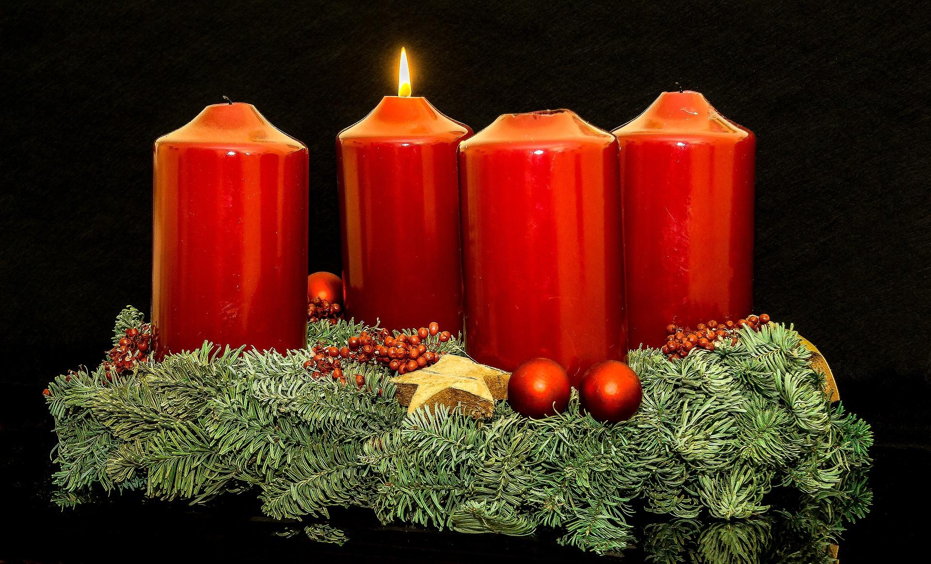 Einladung zum 1. Advent