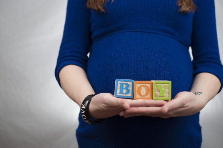 Einladung Babyshower
