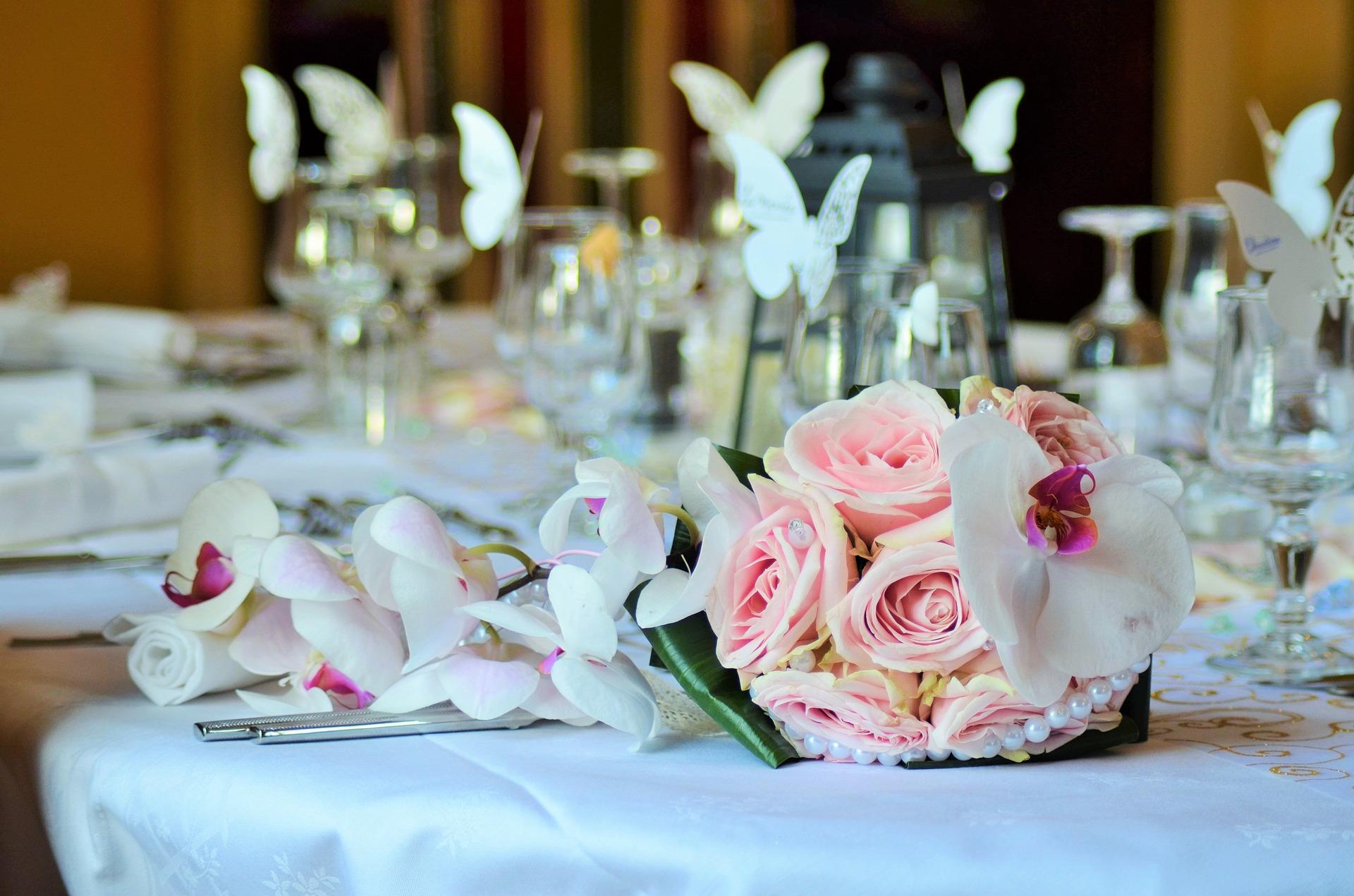 3 Tipps und Ideen fürs Hochzeitsbankett