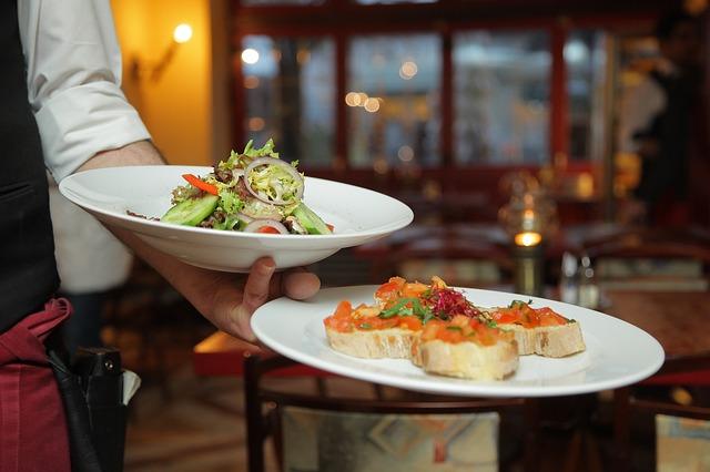 Freuen Sie sich auf ein DINNER FOR TWO?