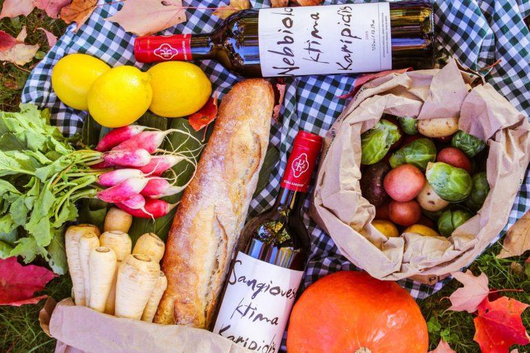 Einladung zum Picknick