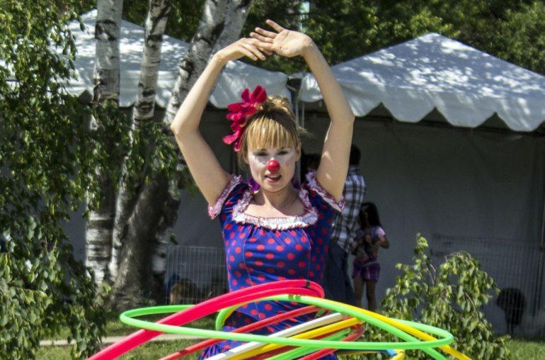 Einladung Kinder-Clown