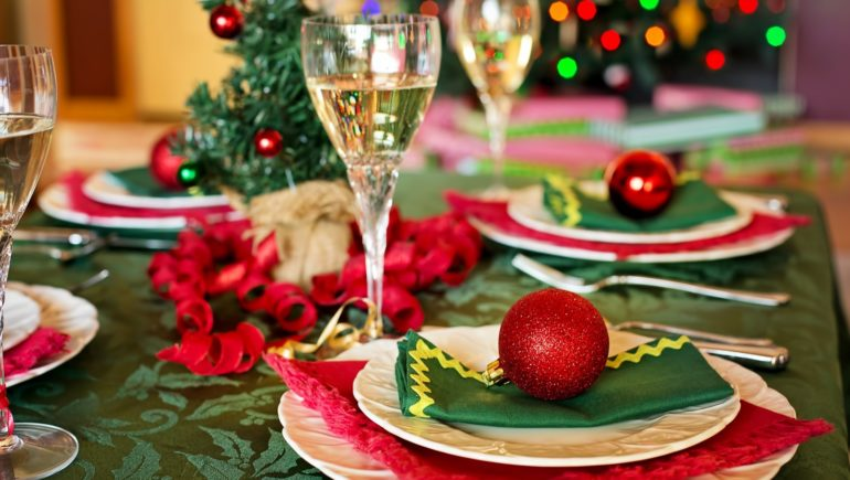 Einladung Betriebsweihnachtsfeier