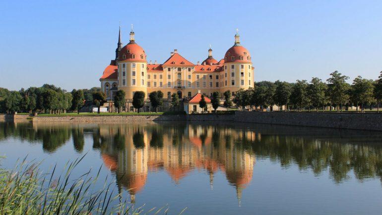 Ein Burg-Wochenende mit Romantik