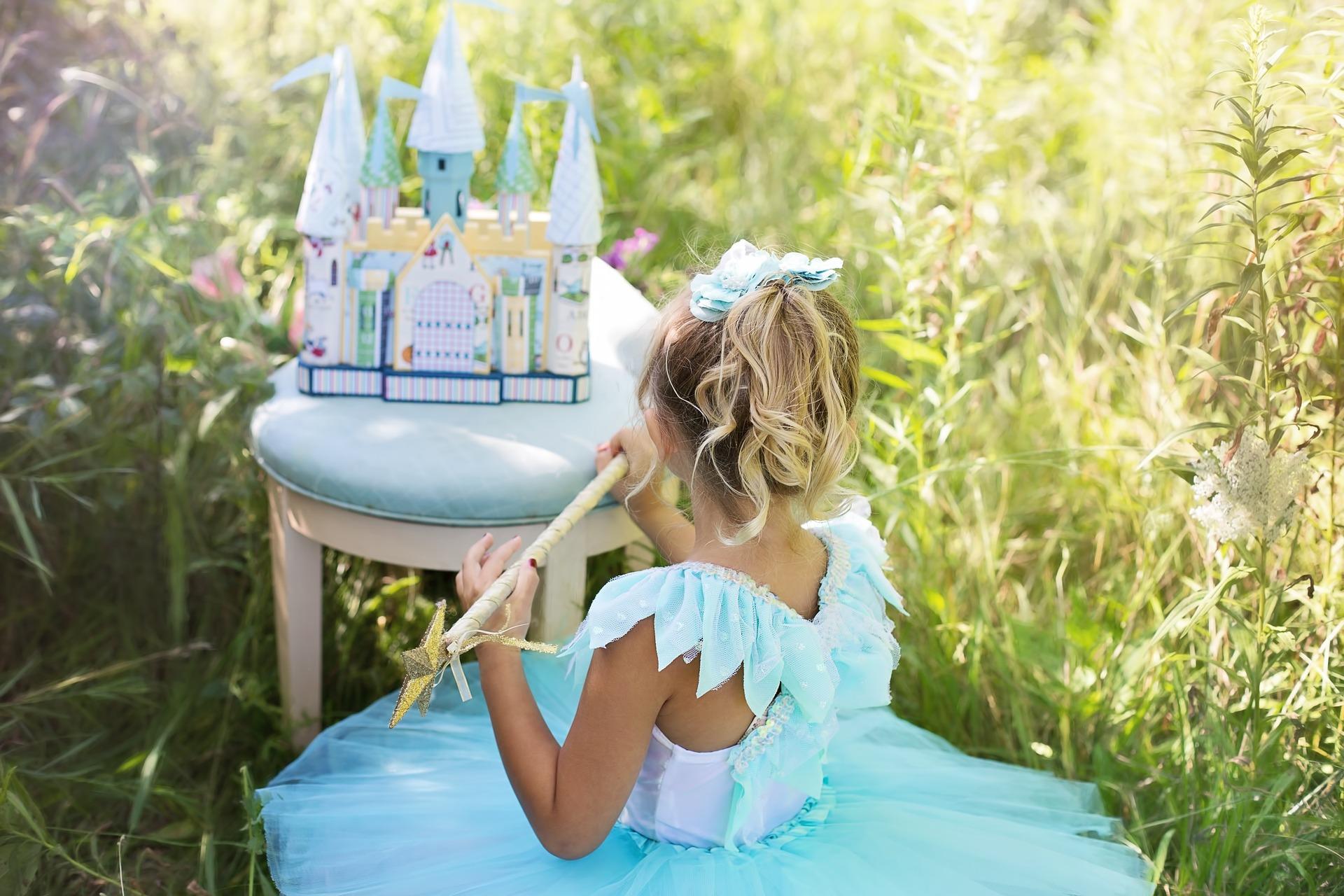 Kommt Ihr zu meiner Prinzessinnenparty?