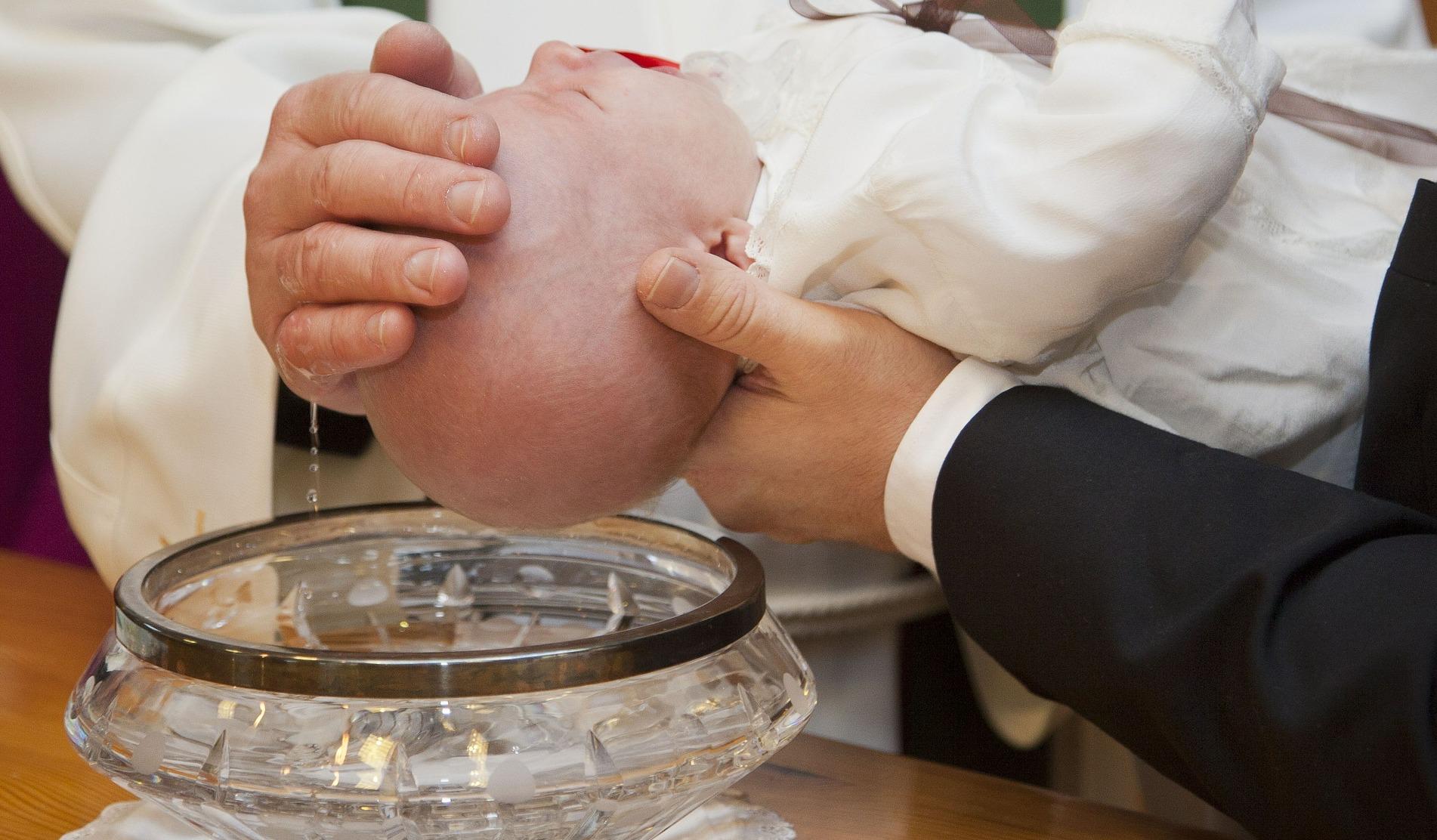 Einladung zum Taufgottesdienst